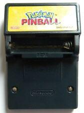 POKEMON PINBALL NINTENDO GAME BOY COLOR ADVANCE