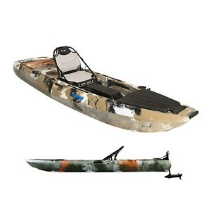 Blackhawk 3.2m Osprey Motorized Fishing Kayak Desert