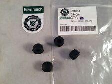 Bearmach Range Rover Classic 200tdi, 300tdi & V8 Caliper Bleed Nipple dust caps