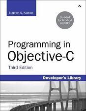 Programming in Objective-C, Third Edition (Developer's Library), Kochan, Stephen