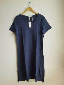 3rd Story The Label Megan Tunic Tee T-Shirt Dress Size XS RRP $69 - Indigo