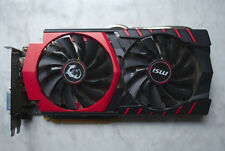 MSI NVIDIA GeForce GTX 970 (4096 Mo) (GTX 970 GAMING 4 g) carte graphique