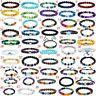7 Chakra Healing Beaded Bracelets Natural Lava Stone Diffuser Women Men Jewelry