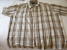 Mens/Boys Dress and Sport Short sleeved Shirts size L and XL