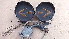 SHO-TURN DIRECTIONAL TURN SIGNALS w CONTROL SWITCH vintage ford chevy custom rod