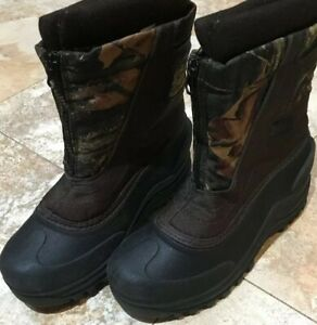 Itasca Boot Liners Boys Size 4 Thermallight 200 G