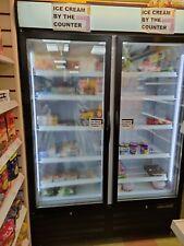 More details for commercial freezer upright