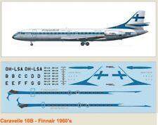F-rsin 1/144 Caravelle 10B Finnair 60's # 4074