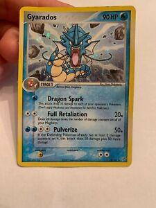 Gyarados Holo, 8/107, Rare Pokemon Card TCG, EX Deoxys NM