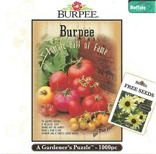 BURPEE - TOMATO HALL OF FAME (Complete) BUFFALO GAMES PUZZLE