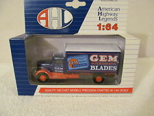 GEM MICROMATIC BLADES DIE CAST TRUCK 1:64 SCALE NIB FROM AHL