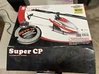 Walkera Super CP RC helicopter w/devo 7e transmitter (working) in/box w/parts