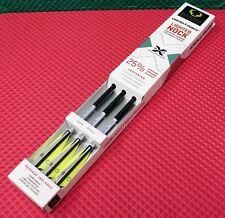 """TenPoint EVOX 20"""" Carbon CB Arrows w/Lited Omni-/Nocks Y/Y/W 3-Pack HEA-734.3"""