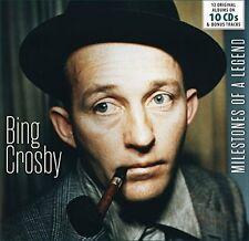 Bing Crosby - Milestones of a Legend [CD]