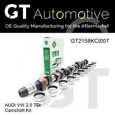AUDI / VW CAMSHAFT KIT 2.5 TDi 1T AAT ABP AYY BBE BBF BBR 074109101J