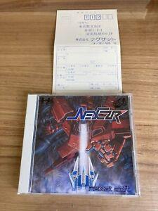 NEXZR CD NEC PC Engine Super CD - Bulk Shipping Discount! +$4.00