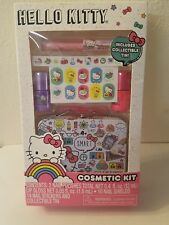 Hello Kitty. Cosmetic Kit. Come With Collectable Tin.