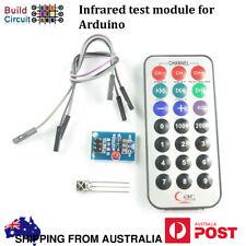 HX1838 Infrared IR Wireless Remote Control Sensor Module For Arduino DIY Kits