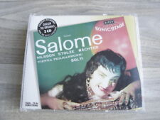 opera CD classical RICHARD STRAUSS Salome BIRGIT NILSSON solti GERHARD STOLZE