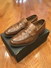 Banana Republic Mens Dress Shoes Brown 8M