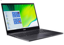 "New Acer Spin 5 Convertible Laptop, 13.5"" Core i7-1065G7, 16Gb, 512Gb Ssd"