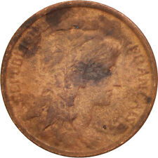 [#405904] France, Dupuis, Centime, 1920, Paris, TB+, Bronze, KM:840, Gadoury:90