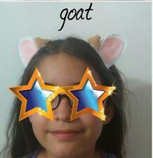 Animal Ear Goat Hair Clip