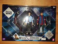 Doctor Who 5-Inch Action Figure 3-Pack – #5 (Prisoner Zero, 11th Dr, and Rory)