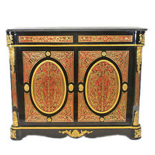 BOULLE FRANCE BOULLE CHEST OF DRAWERS / COMMODE 1 # MB900
