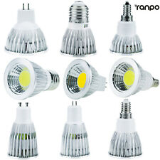 Dimmable 12V MR16 GU10 E27 E14 GU5.3 E12 LED Spotlight Bulb Light Lamp 6W 9W 12W