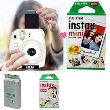 10pcs Sheet Instant Photo Color Film For Mini Fujifilm Instax 7S 25 70 90 Camera