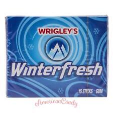 90 Streifen Wrigley EXTRA Winterfresh USA  (37,02€/kg)