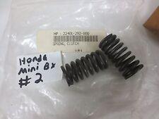 NOS Honda CB450 CL450 Clutch Spring 22401-292-000 Set Of 2