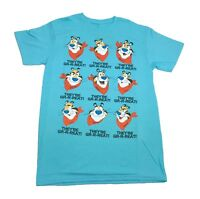 Kellogg's Tony The Tiger They're Great Classic Cereal Men's T Shirt