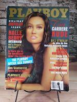January 2003 Playboy Magazine Tia Carrere, Bill O'Reilly, Halle Berry