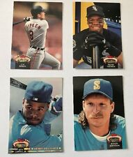 1992 Topps Stadium Club Complete Your Set You Pick 30 Cards From List