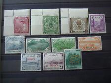 Pakistan 1951-61 MNH mint officials