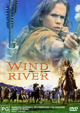Blake Heron Wind River - White Indian Boy True Story Western DVD VGC T3