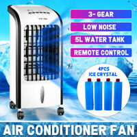 220V Portable Air Conditioner Conditioning Cooling Cooler Fan Humidifier R  9