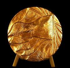Médaille Comité Colbert Japon 1985 Le Luxe français Japan 68 mm 224 g medal
