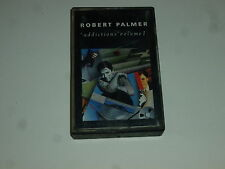 ROBERT PALMER - Addictions Volume 1 - 1989 UK 13-track cassette