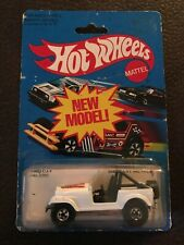 1981 Hot Wheels Jeep Cj-7 No. 3259