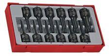 TENG TOOLS tt9212tx 12 pezzi 1.3cm Bussole TX Punta SET CHIAVI