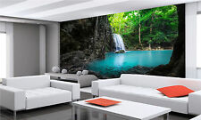 Jungle Landscape Wall Mural Photo Wallpaper GIANT DECOR Paper Poster Free Paste