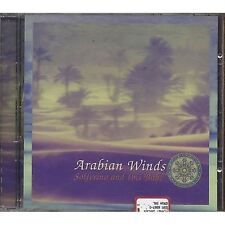 SOLFERINO AND IBIS BABE - Arabian winds - CD 1998 SIGILLATO SEALED