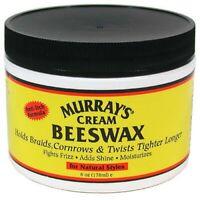 Murray's Cream Beeswax Hair Dressing