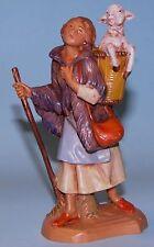 Fontanini Nativity figure Miriam shepherdess, Christmas