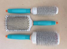 SET LOT 3 MOROCCANOIL IONIC CERAMIC THERMAL BRUSH - CHOOSE YOUR SIZE AND SHAPE