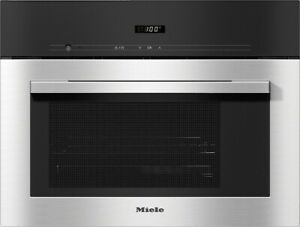 Miele built-in steamer oven DG 2740 CleanSteel,free shipping Worldwide