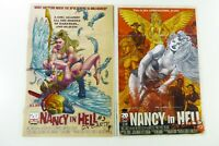 Image Comics NANCY IN HELL: ON EARTH (2012) #2-3 Lot NM (9.4) Ships FREE!